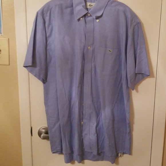 Lacoste Other - Lacoste dress up shirt